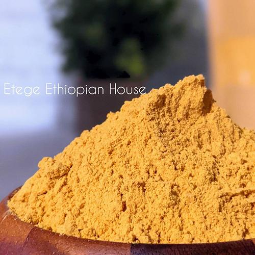 Ethiopian Eritrean Natural Powdered Legume Blend