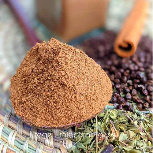 Authentic Ethiopian Finishing Spice Mix