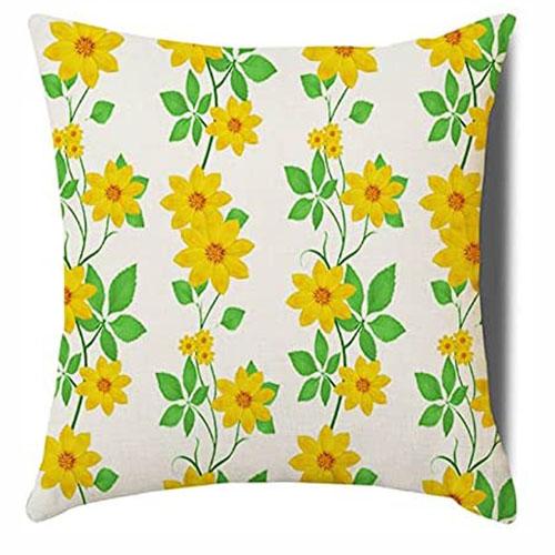 Aday Abeba Pillowcase