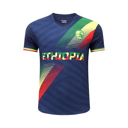 Kids Ethiopian sport shirt