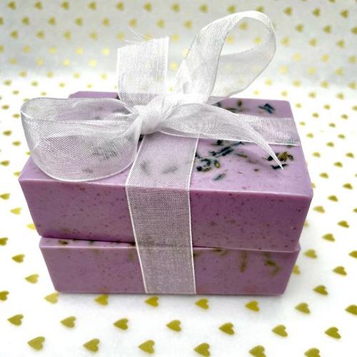 Lavender Oatmea soap