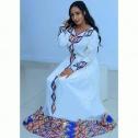 Ethiopian Traditional Dress (Habesha Kemis)