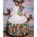Ethiopian Mothers Cultural Dress