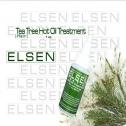 Elsen Oils Tea Tree Hot Oil Treatment for Hair & Scalp 1oz.